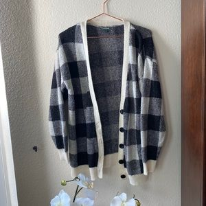 Wild Fable cardigan plaid 🥰